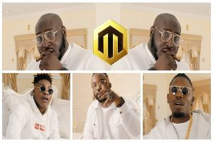 VIDEO: DJ Big N – The Trilogy ft. Reekado Banks, Iyanya & YCEE