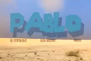 VIDEO: D'tunes – Pablo ft. Mr Eazi x CDQ