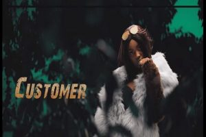 VIDEO: Fancy Gadam – Customer Ft. Patoranking