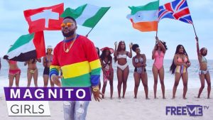 "[Video] Magnito – ""End Xenophobia"