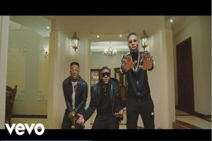 VIDEO: Deejay J Masta – Magic ft. Skales, Koker