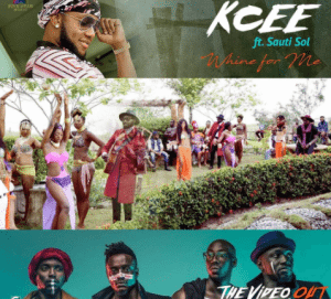 VIDEO: Kcee Ft. Sauti Sol – Wine For Me