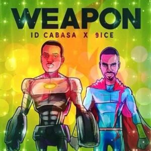 ID Cabasa X 9ice – Weapon