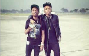 VIDEO: Wizkid & Tekno Spotted Having Fun Together, Ending Beef Rumours