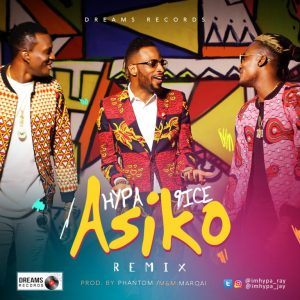 VIDEO : HYPA – Asiko (Remix) ft. 9ice