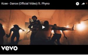 Kcee – Dance ft. Phyno