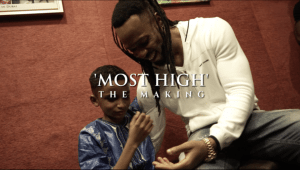 VIDEO: Flavour ft. Semah – Most High (The Making)