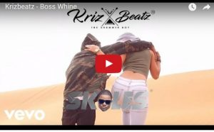 Krizbeatz – Boss Whine ft. Skales [New Video]