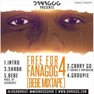 "Danagog Ft. Dremo & Mayorkun – ""Carry Go"""
