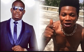 """Vic O Threatens Don Jazzy: """"Work With Me Or I'll Drop Diss Track"""""""