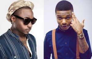 Davido finally bows for Wizkid See below