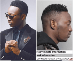 More Trouble For Dammy Krane As Singer Arraigned For August 17 In New Case Update (Photo)
