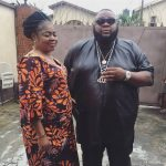 Big Sheff And His Mother, Salawa Abeni, Step Out Together As Fans React