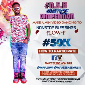 Stand a chance to WIN #50,000 at the Nonstop Blessing competition (#nsbcompetition)