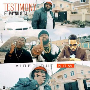 VIDEO: Slowdog – Testimony(Remix) Ft. Phyno x TJ