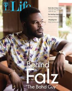 """my dream girl should have not just a pretty face but with brains"" – Falz Says"