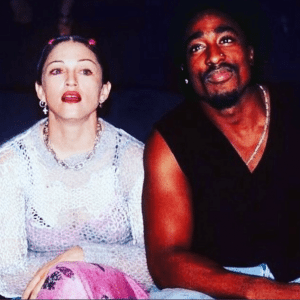 Recovered Prison Letter reveals Tupac broke up with Madonna because she is White