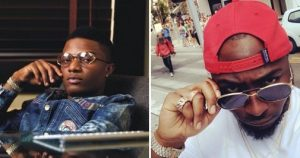 """Yankee passport no be baba blue, e no dey cure frog voice,"" – Wizkid Replies Davido"