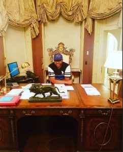 Wawu!!! See E-money's Expansive Office in London (Photos)