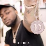 Davido Shows Off His New Diamond Encrusted DMW Necklace