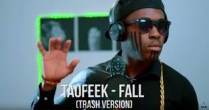 LWKMD OO!! SEE THE TRASH VERSION OF DAVIDO'S FALL SONG