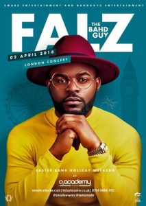 Event – FalzTheBahdGuy Live O2 Academy (London)