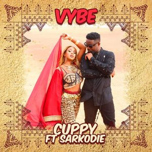 Cuppy – Vybe ft. Sarkodie