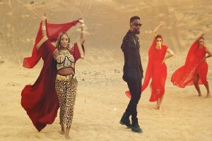 VIDEO: Cuppy – Vybe ft. Sarkodie