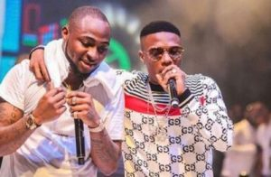 "What I Did To Reconcile With ""Davido"" – Wizkid"