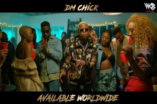 VIDEO: Harmonize – DM Chick ft. Sarkodie