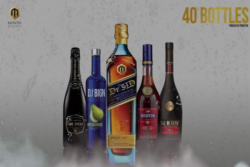 Dr Sid – 40 Bottles ft. DJ Big N, Shody, King Spesh & Do2dtun