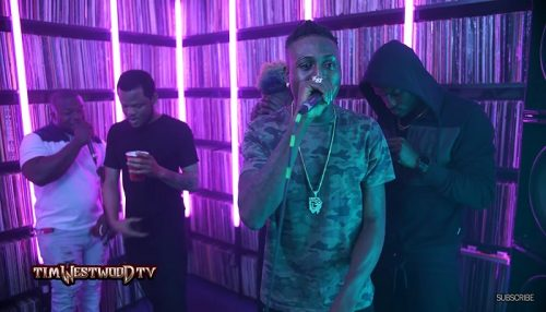 VIDEO: IDOWEST FREESTYLE ON TIM WESTWOOD CRIB SESSION