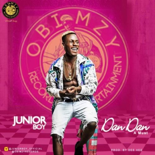 Junior Boy – Dan Dan (Prod. DeeVee)