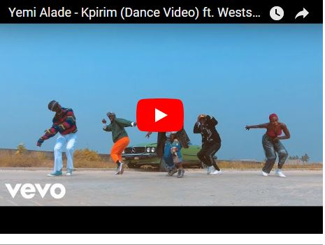 VIDEO: Yemi Alade – Kpirim Ft. Westsyde