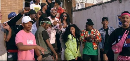 VIDEO: Tshego Ft. Cassper Nyovest – The Vibe