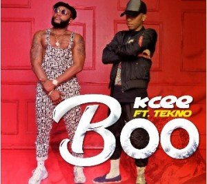 Kcee ft Tekno – BOO