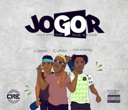 VIDEO: Zlatan – Jogor Ft. Lil Kesh & Naira Marley