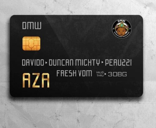 Music : Davido – Aza Ft. Duncan Mighty & Peruzzi