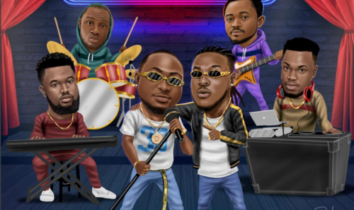 MUSIC: GospelOnDeBeatz X Davido X Peruzzi – Run Am
