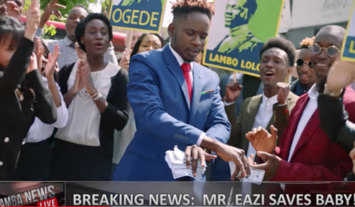 VIDEO: Mr Eazi – Keys To The City (Ogede)