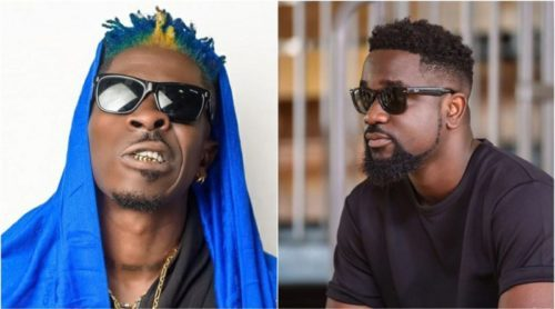 Ghanaian Heavy Weight, Sarkodie Quash Shatta Wale In This New Video