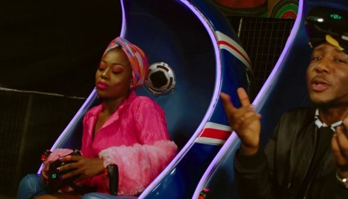 VIDEO: DJ NANA – NORMAL LEVEL FT. MR REAL & ZORO