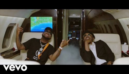 VIDEO: KIZZ DANIEL – ONE TICKET FT. DAVIDO