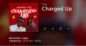Masterkraft Ft DJ Cuppy – Charged Up