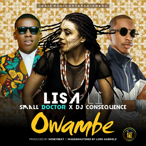 Lisa Li – Owambe ft Small Doctor & DJ Consequence (prod. by Zippy)