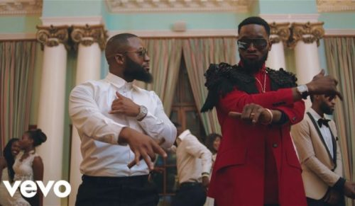 VIDEO: D'Banj Ft. Cassper Nyovest – Something For Something