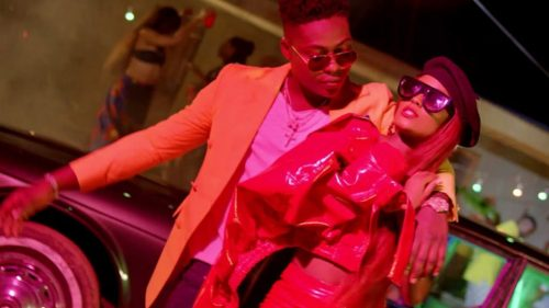 "[Video] Vanessa Mdee – ""Bambino"" ft. Reekado Banks"