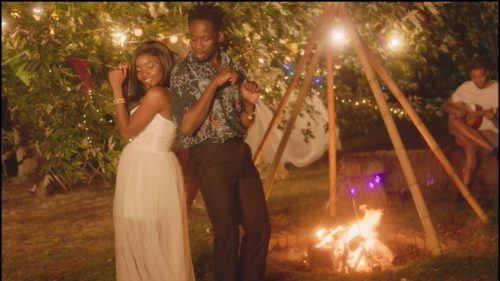 "[Video] Mr Eazi – ""Surrender"" ft. Simi"