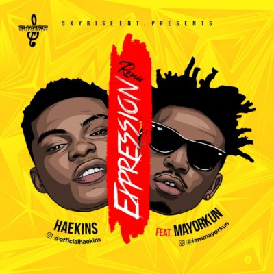 "Haekins – ""Expression (Remix)"" ft Mayorkun"