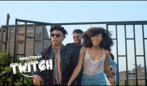 VIDEO: Mayorkun Ft. Dremo, Peruzzi & Yonda – Red Handed